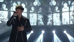 Video Men Are All Like That (121209 Inkigayo) - Kim Jong Kook