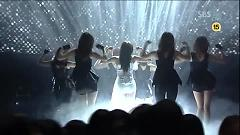 Dripping Tears (121209 Inkigayo) - Son Dam Bi
