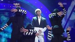 Caffein (121207 Music Bank) - Yoseob