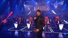 Waiting For The Night (The Voice Of Germany 2012) - Nelly Furtado ft. James Borges