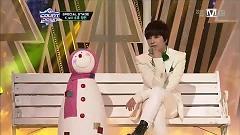 Video White Love (121220 M!countdown) - K.will ft. Soyu ft. Boyfriend
