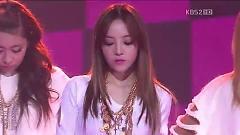 Dance Battle (121228 KBS Gayo Daejun) - Goo Hara , Suzy