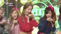 Dancing Queen & I Got A Boy (130104 Music Bank) - SNSD