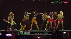 I Got A Boy (130105 Naver Music V Concert) - SNSD