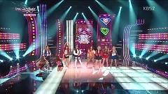 I Got A Boy (130118 Music Bank) - SNSD