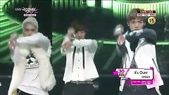 Video It's Over (130125 Music Bank) - SPEED