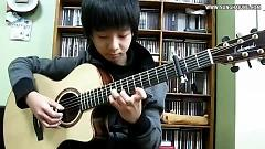 My Heart Will Go On - Sungha Jung