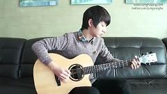 To Be With You - Sungha Jung