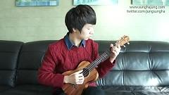 Video Somebody That I Used To Know - Sungha Jung
