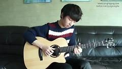 Video Locked Out Of Heaven - Sungha Jung