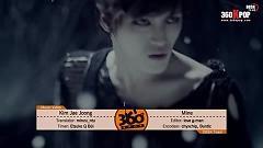 Video Mine (Vietsub) - Hero JaeJoong (DBSK)