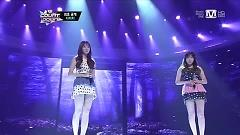 Video Turtle + Just The Two Of Us (130321 M!Countdown) - Davichi