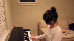Video Forever Alone (Piano Cover) - An Coong