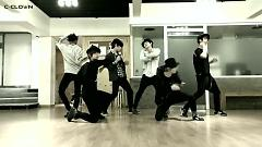 Shaking Heart (Dance Practice) - C-Clown
