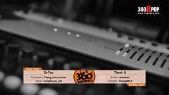 Video Thank U (Vietsub) - Se7en