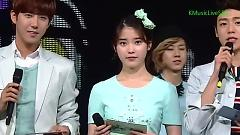 No.1 (130414 Inkigayo) - Lee Hi