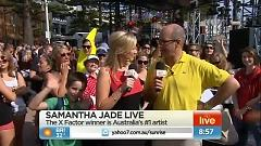 Scream (Sunrise 2012) - Samantha Jade