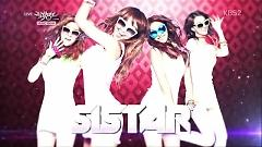 Loving U (130510 Music Bank In O-Song Special) - SISTAR