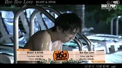 Video Bye Bye Love (Vietsub) - BEAST