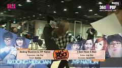 Video I Don't Need A Man (Vietsub) - Akdong Musician, JYP Nation