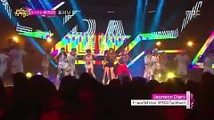 Jeon Won Diary (130601 Music Core) - T-Ara N4