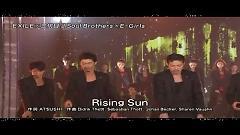 Video Rising Sun (FNS 2007) - EXILE