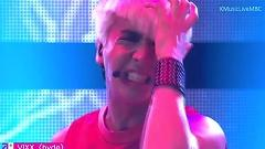 Video Hyde (130525 Music Core) - VIXX