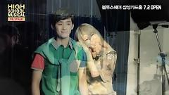 Video Breaking Free - ChoA (AOA) , Jaejin (FT Island)