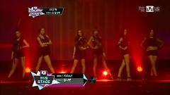 Killout (130627 M!countdown) - Dal Shabet