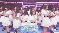 Video Tenohira ga Kataru koto + 10nen Zakura (Music Station 2013.03.29) - AKB48