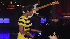 Listen To Your Heart (Live On Letterman) - Alicia Keys