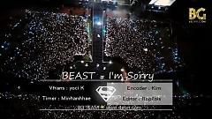 Video I'm Sorry (Vietsub) - BEAST