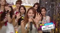 Waiting Room (130719 Music Bank) - Apink , Jewelry