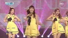 Video Nonono (130728 Inkigayo) - Apink