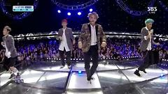Growl (130804 Inkigayo) - EXO