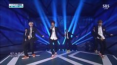 Growl (130818 Inkigayo) - EXO