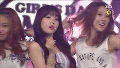 Video U-go-girl (130804 Inkigayo) - Girl's Day