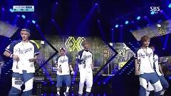 Growl (130825 Inkigayo) - EXO