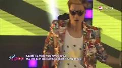 Hollywood (130820 Simply Kpop) - Koyote