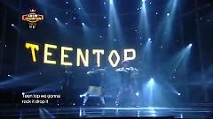 Video Rocking (130911 Show Champion) - TEEN TOP