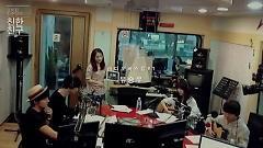 Video In The Rain (130802 Radio Busking) - Yoo Seung Woo