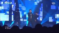 Let's Talk About Love (!30915 Inkigayo) - SeungRi  ft.  G-Dragon  ft.  Tae Yang
