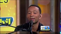 Video All Of Me (Live On Good Morning America) - John Legend