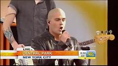 Video Glad You Came (Live On Good Morning America) - The Wanted