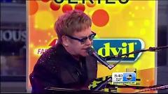 Home Again (Live On Good Morning America) - Elton John