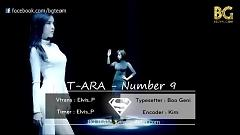 Number 9 (Vietsub) - T-ARA