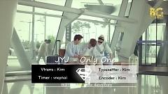 Video Only One (2014 Incheon Asiad Song) (Vietsub) - JYJ