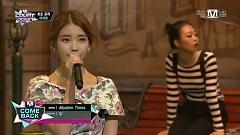 Modern Times + Between The Lips + The Red Shoes (131010 M! Countdown) - IU