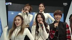 Video Interview (131110 Inkigayo) - Miss A , Tae Yang