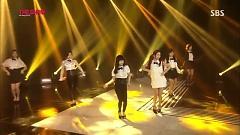 Video Lies (131112 SBS The Show All About K-POP) - T-ARA